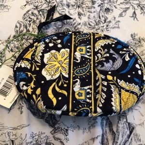 Vera Bradley make up bag.